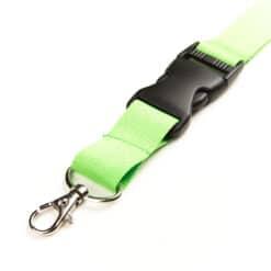 Schlüsselband Hellgrün