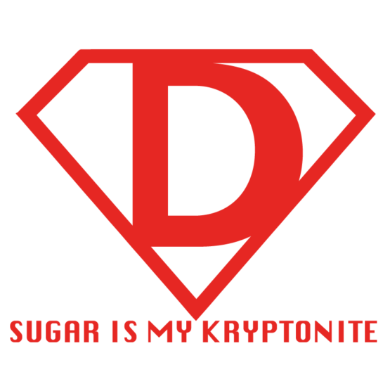 sugar is my kryptonite