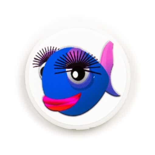 Libre Sticker Fish one