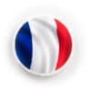 Libre Sticker - Frankreich