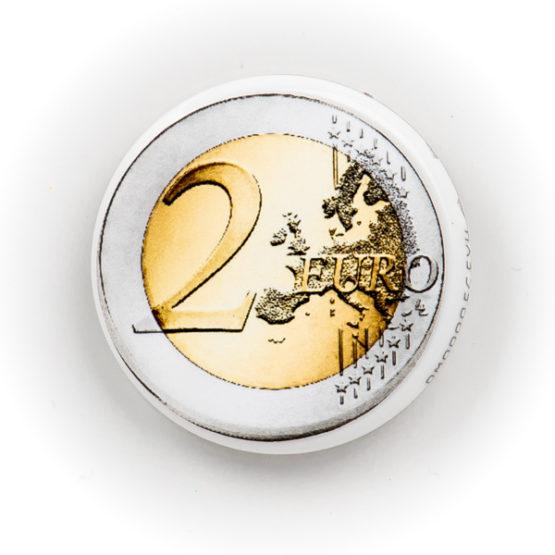 Libre Sticker - 2 Euro
