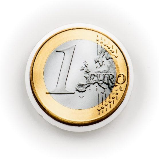 Libre Sticker - 1 Euro