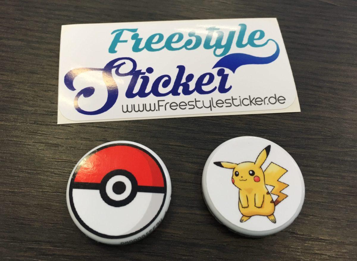 Frrestyle Libre Pokemon Sticker