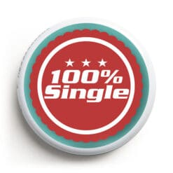 Libre Sticker - 100% Single