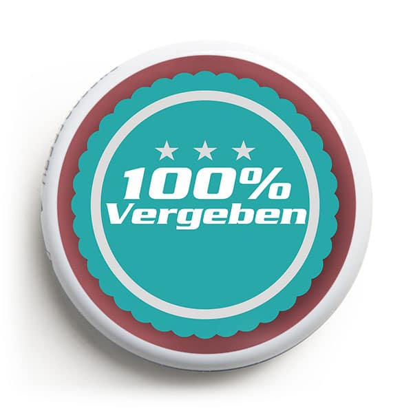 Libre Sticker - 100% Vergeben