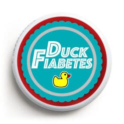 Libre Sticker - Duck Fiabetes