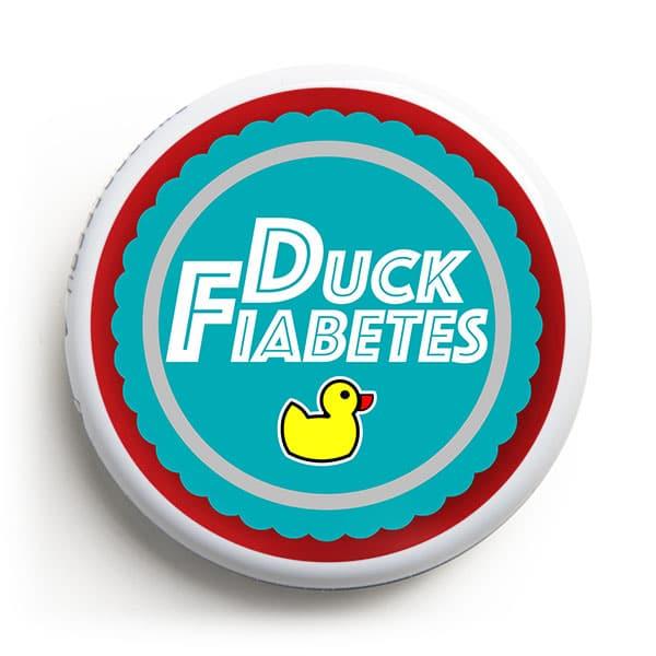 Libre Sticker - Duck Fiabetes