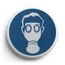 Libre Sticker - Maske