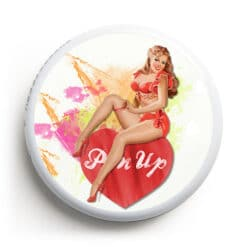 Libre Sticker - Pinup