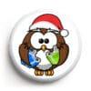 Freestyle Libre Sticker - Xmas Eule
