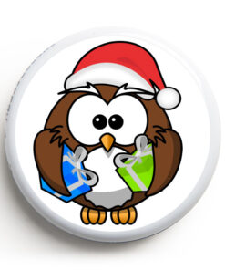 Freestyle Libre Sticker - Xmas Eule