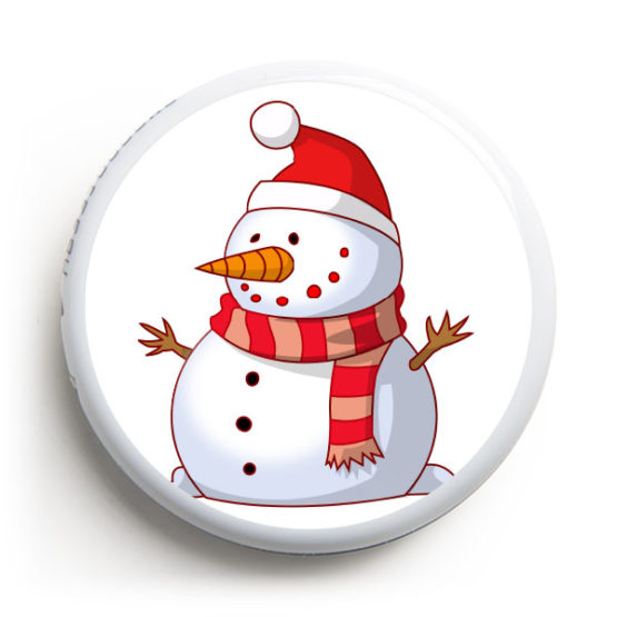 Freestyle Libre Sticker - Snowman