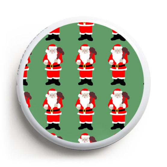 Freestyle Libre Sticker - Weihnachtsmann