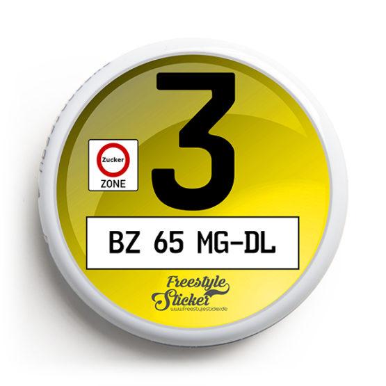 FS-107---Plakette-Gelb