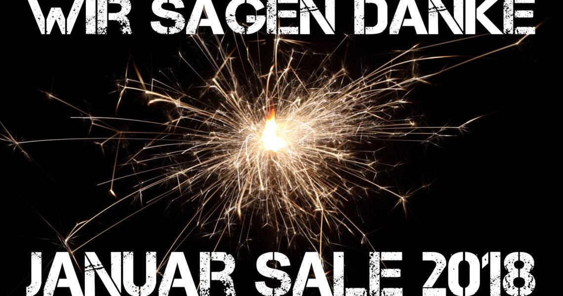 Januar-Sale