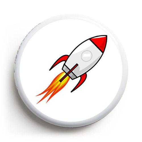 Freestyle Libre Sticker - Rakete I