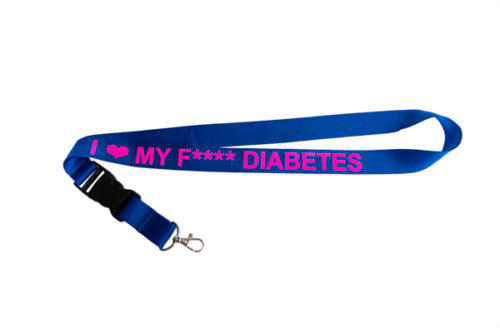 I ♥ MY FU*** DIABETES