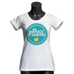T-Shirt - DuckFiabetes