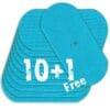 10xLibreTape-Hellblau