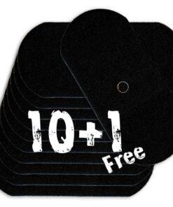 10+1xLibreTape-Schwarz