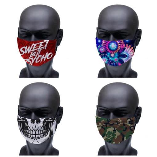 Masken Mund und Nasenschutz